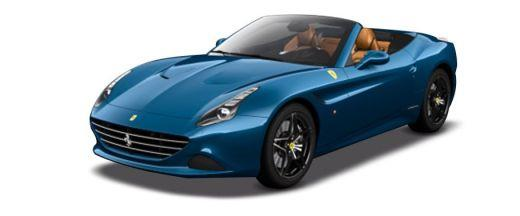 Ferrari California Front Left Side
