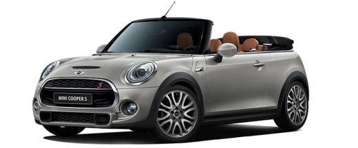 Mini Cooper Convertible 2014-2016 Front Left Side