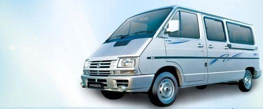 Tata Winger Platinum Front Left Side