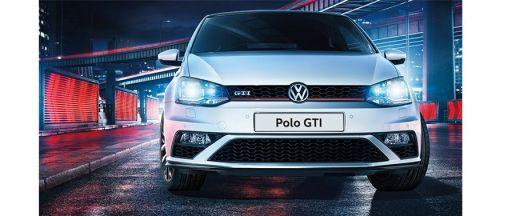 Volkswagen Polo GTI Front View