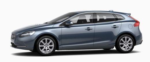 Volvo V40 Front Left Side