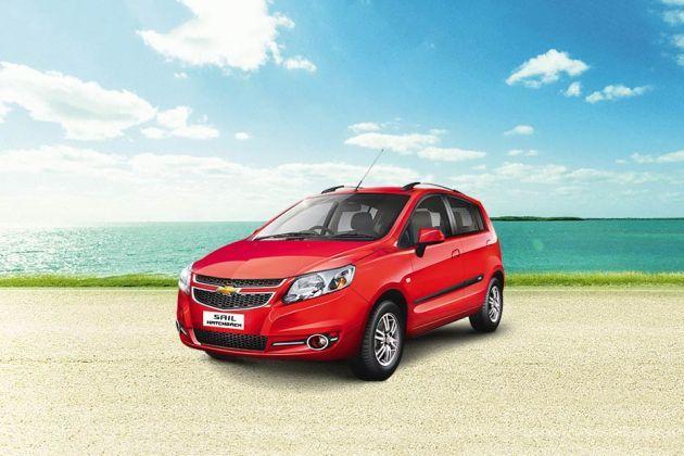 Chevrolet Sail Hatchback