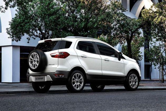 Ford EcoSport Price, Images, Reviews, Mileage, Specification