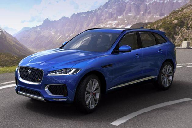 jaguar f pace price images reviews mileage specification. Black Bedroom Furniture Sets. Home Design Ideas