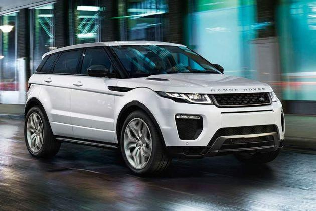 Land Rover Range Rover Evoque Price, Images, Reviews, Mileage ...
