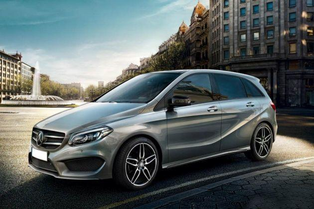 Mercedes benz b class price images reviews mileage for Mercedes benz b class review