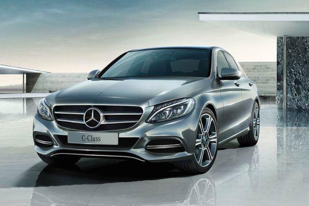 Mercedes-Benz New C-Class