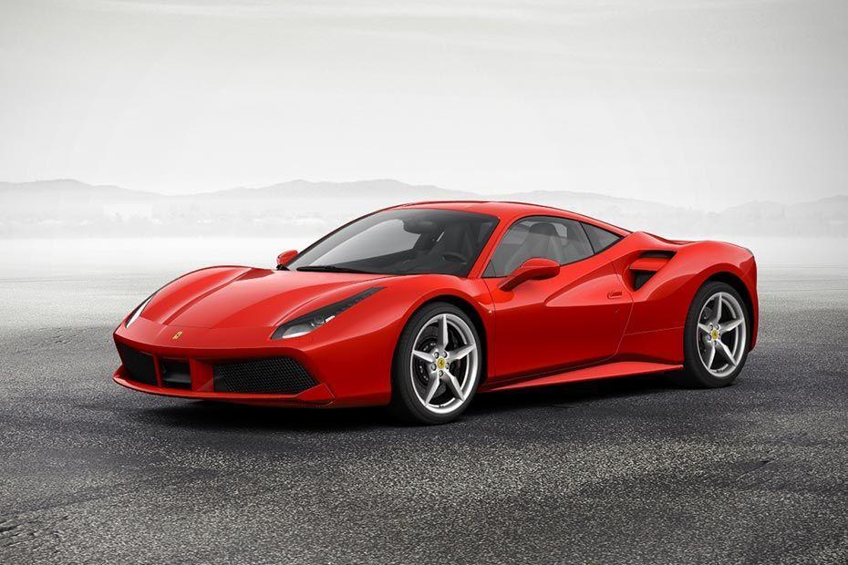 Ferrari 488 GTB Front Left Side