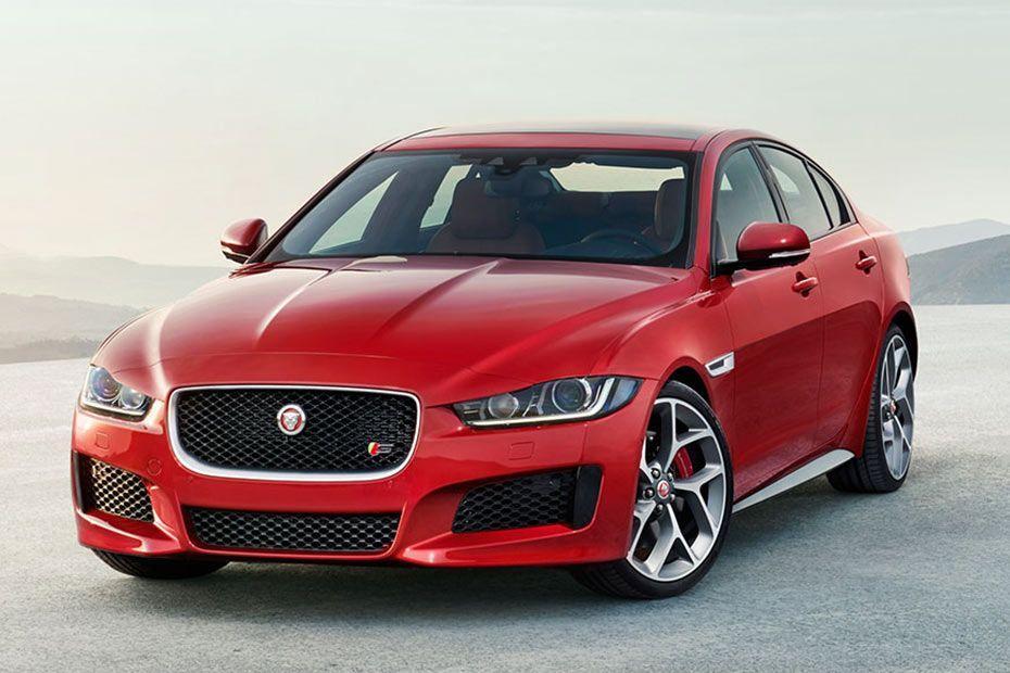 Jaguar XE Front Left Side