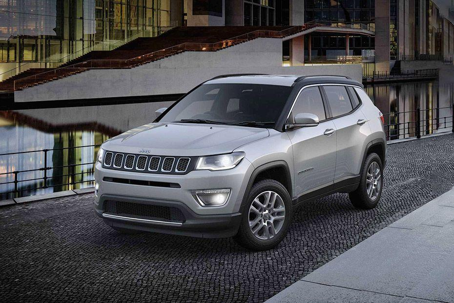 Jeep Compass Front Left Side
