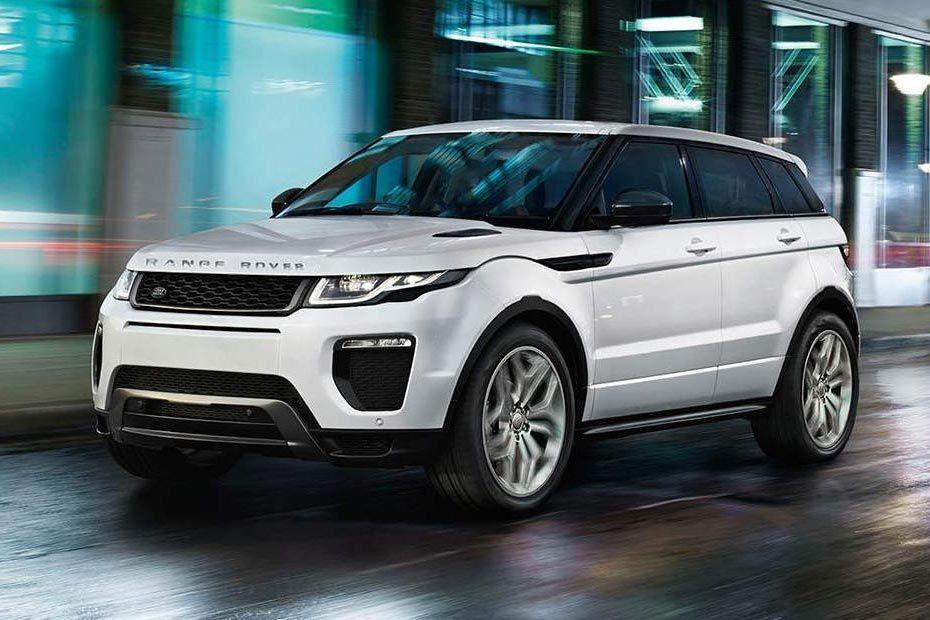Land Rover Range Rover Evoque Images - Range Rover Evoque Interior