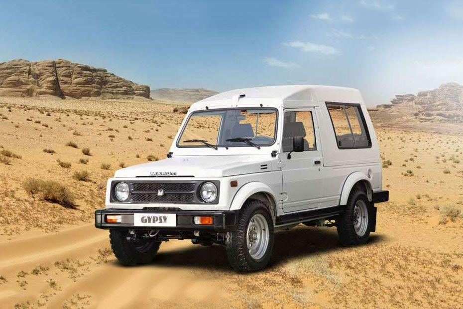Maruti Gypsy Front Left Side