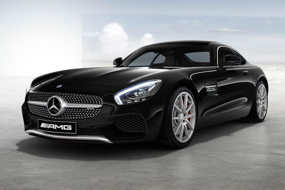 Mercedes-Benz AMG GT Front Left Side