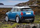 Mini Countryman Rear Left View