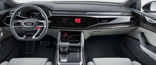Audi Q8 Images Q8 Interior Amp Exterior Photos Cardekho Com