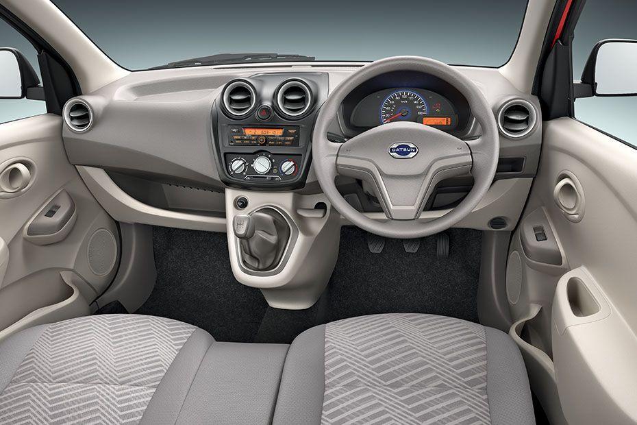 Datsun GO Plus DashBoard Image