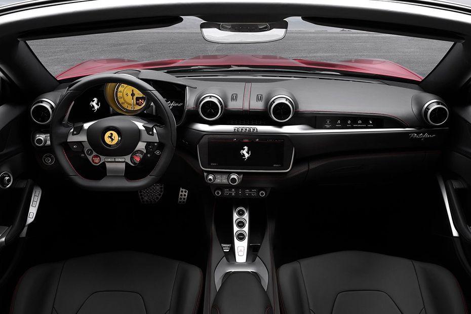Ferrari Portofino DashBoard Image