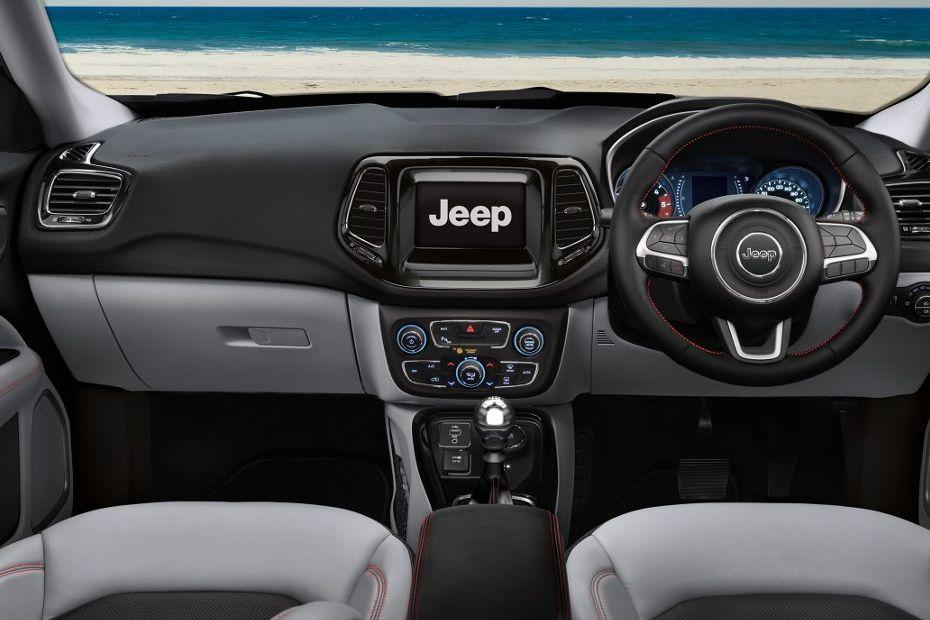 jeep compass sport interior 2017. Black Bedroom Furniture Sets. Home Design Ideas