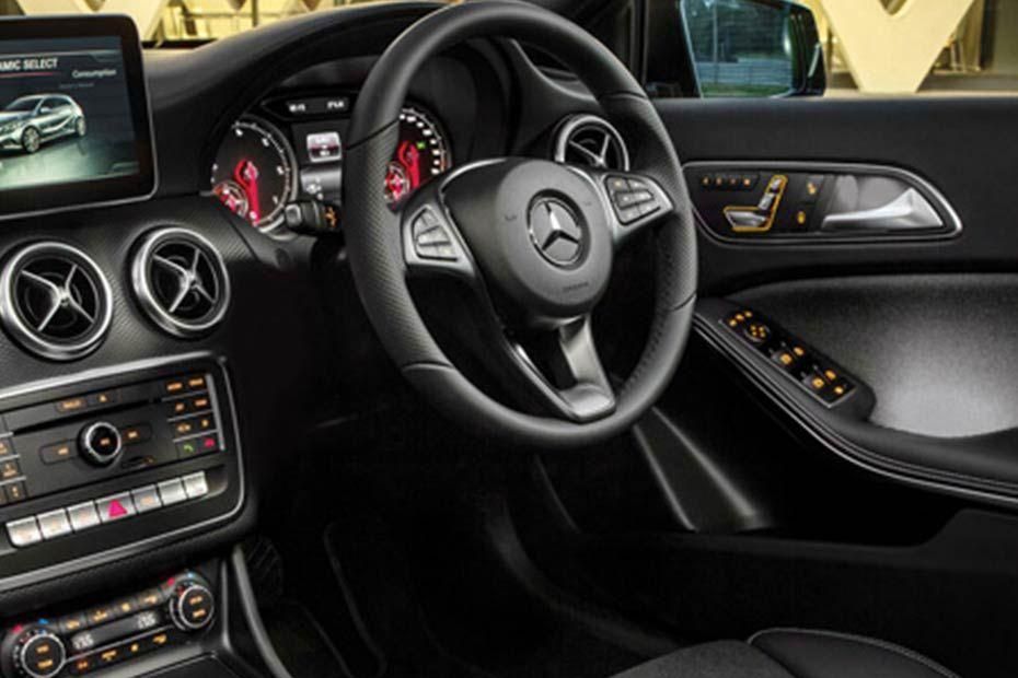Mercedes-Benz A Class Steering Wheel Image