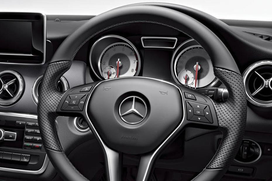 Mercedes-Benz GLA Class Images - GLA Class Interior & Exterior ...