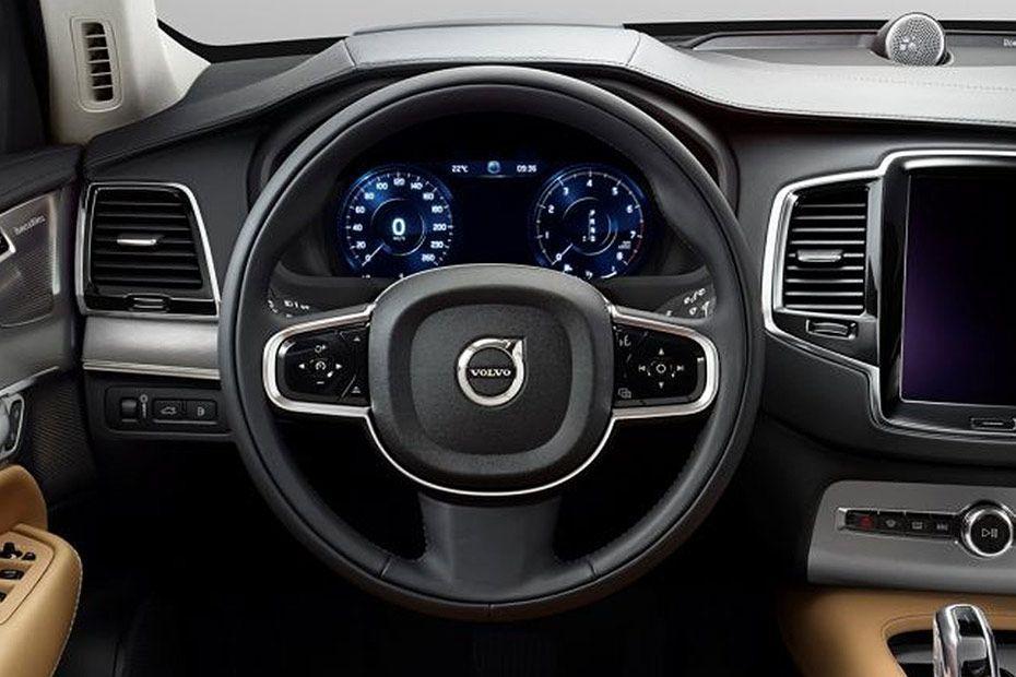 Volvo XC 90 Images - XC 90 Interior & Exterior Photos | CarDekho.com