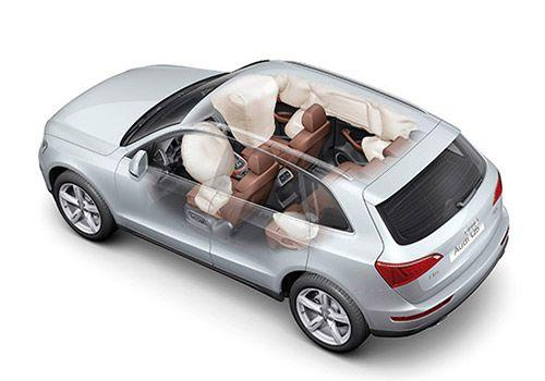 audi q5 safety and security