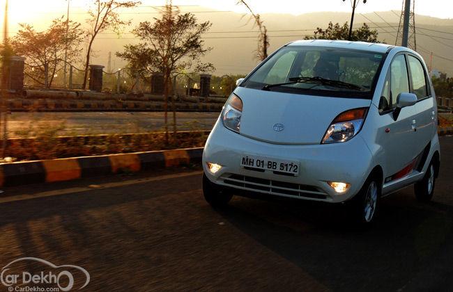 Nano Car in Mega City