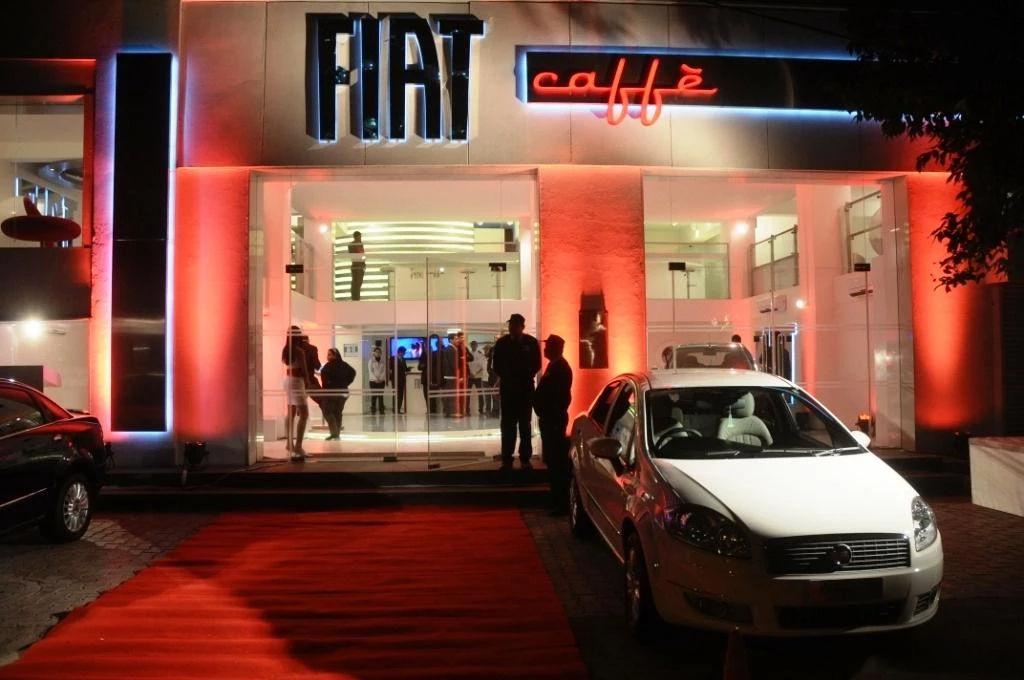 Fiat Caffe, an Italian Delight