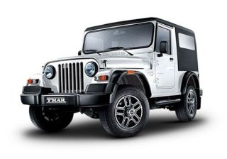 Mahindra Thar Price, Images, Mileage, Colours, Review in India