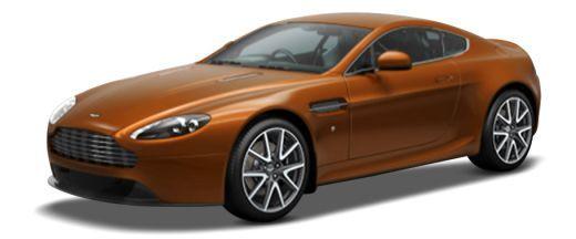 Aston Martin Vantage Pictures