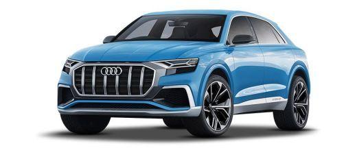 Audi Q8 Pictures