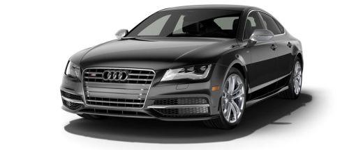 Audi S7 Pictures