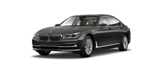 BMW 7 Series 750Li Design Pure Excellence CBU