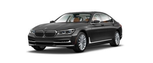 BMW 7 Series 730Ld Design Pure Excellence CBU