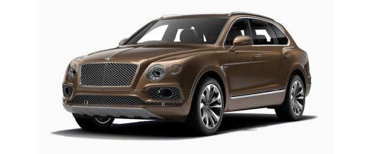 Bentley Bentayga Pictures