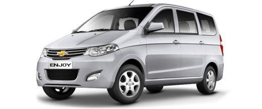 Chevrolet Enjoy 2013-2015 Petrol LS 7 Seater Price ...