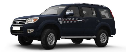 Ford Endeavour 2014-2015 Pictures