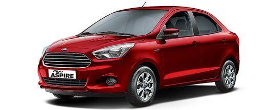 Ford Figo Aspire 1.5 TDCi Titanium Plus