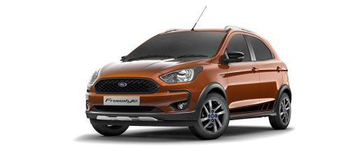 New Ford Freestyle 2018 Price Images Review Mileage