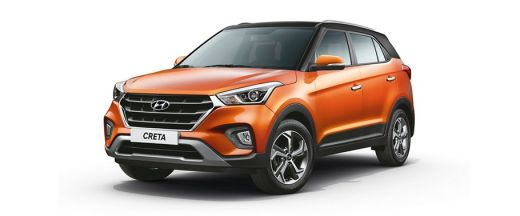 Hyundai Creta 1.6 SX Option Diesel