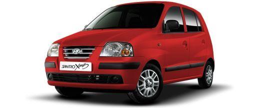 Hyundai Santro Xing Pictures
