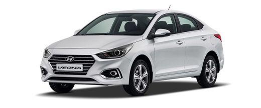 Hyundai Verna On Road Price And Offers In Chandigarh Panchkula
