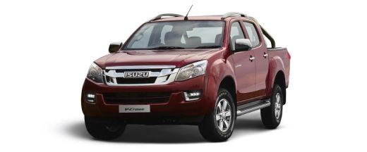 ISUZU D-MAX V-Cross Pictures