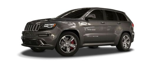 Jeep Grand Cherokee SRT Pictures