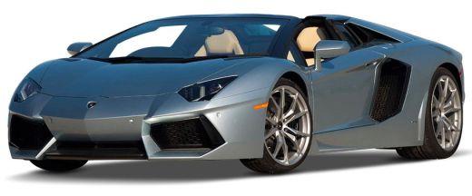 Lamborghini Aventador Roadster LP 700 4