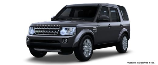 Land Rover Discovery 4 Pictures