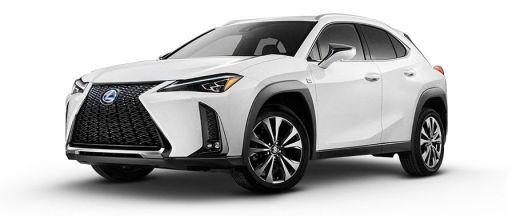 Lexus UX Pictures