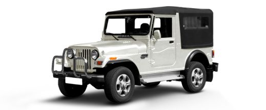 Mahindra Thar 2010-2015 Pictures