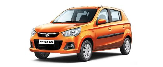 Maruti Alto K10 LXI CNG Optional