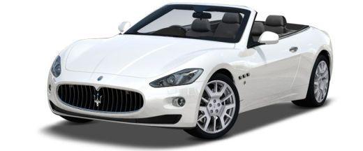 Maserati Gran Cabrio 4.7 V8